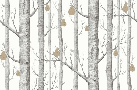 Tapeta 95/5027 Cole & Son - Woods & Pears