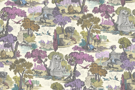 Tapeta Cole&Son Folie - Versailles Grand 99/16065