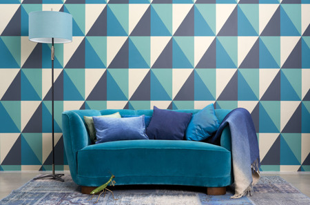 Tapeta Cole&Son Geometric II - Apex Grand 105/10043