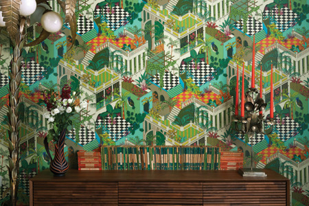 Tapeta Cole&Son The Contemporary Collection - Miami 105/4018