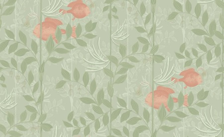 Tapeta Cole&Son Whimsical - Nautilus 103/4020