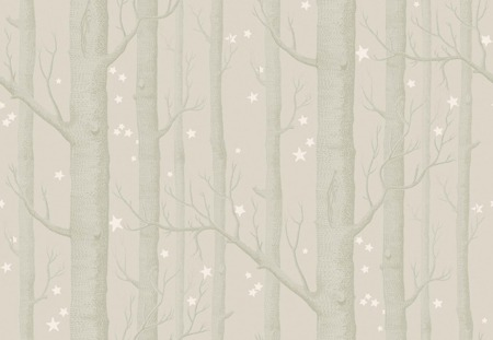Tapeta Cole&Son Whimsical - Woods&Stars 103/11048