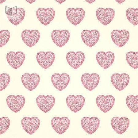 Tapeta Harlequin Book of Little Treasures - Sweet Hearts 112659